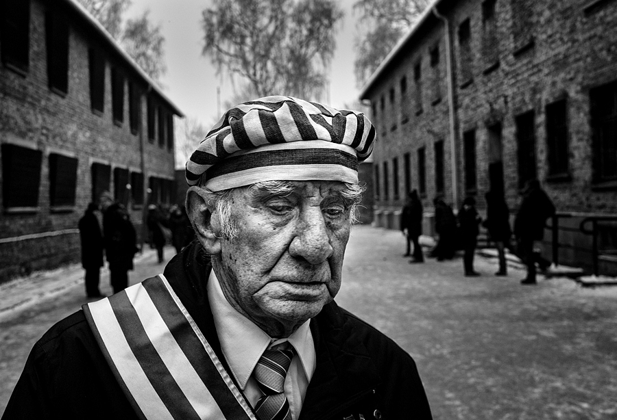 Celka Miloslav (89) survived Auschwitz | LEICA SUMMICRON 35MM F2 ASPH <br> Click image for more details, Click <b>X</b> on top right of image to close
